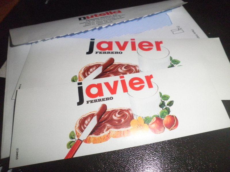 image: Nutella. Javier. by javierbazan_