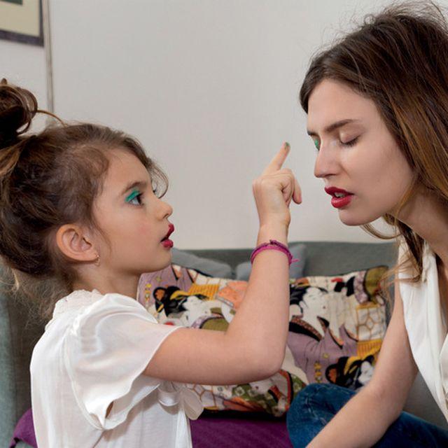 post: Bianca Balti y su hija Matilde by nvm