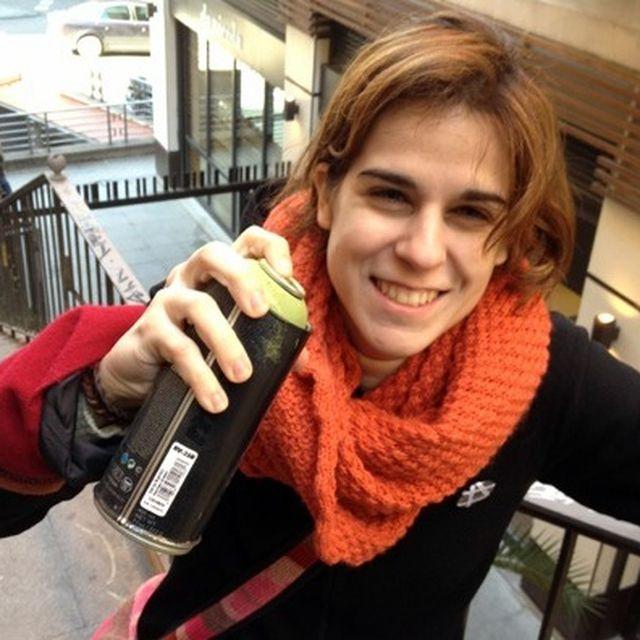 post: Materiales: aerosol o spray by silviprado