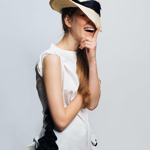 image: HAT BY GARANCE DORÉ by heelspeplum