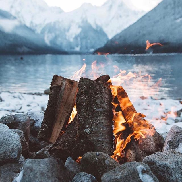 image: Dear campfire season, please return soon. I enjoy taking pictures of you. by itsbigben