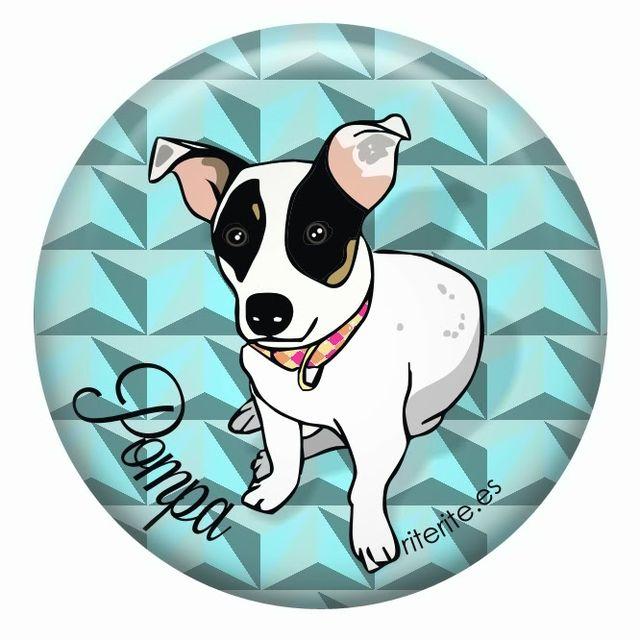 post: Ilustración personalizada de Pompa by rite_rite