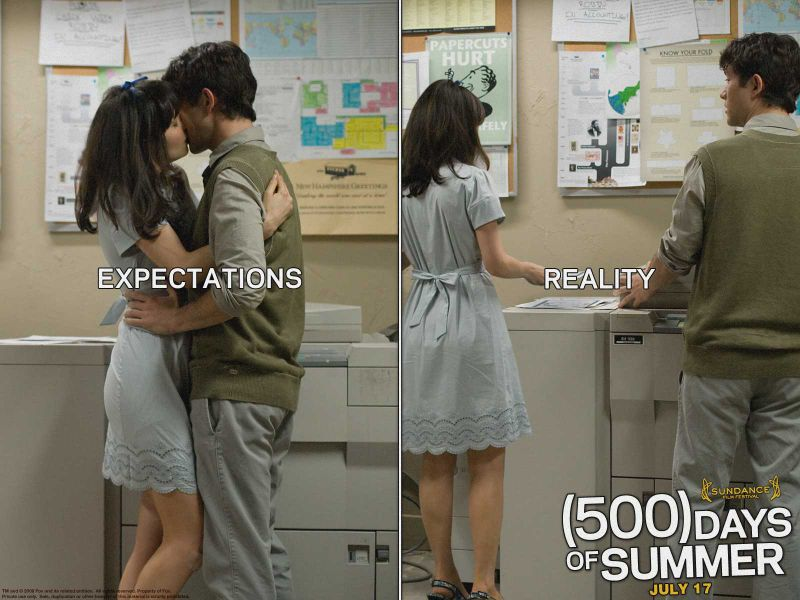 image: 500 Days of Summer by imadrianhe
