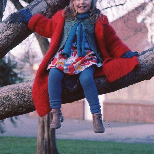 image: Layaly in tree by jordanmorton