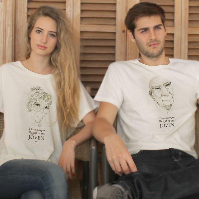 image: T-shirts Ramiro & Agnes by miteta