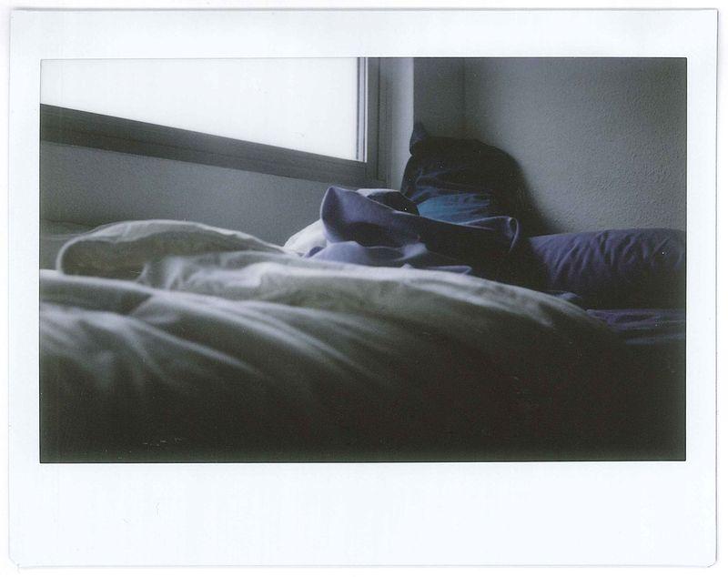 image: #21 Miguel Naranjo   My Unmade Bed by alvarodols