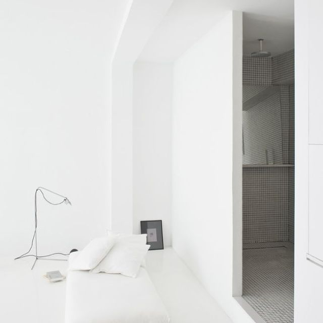 image: THE WHITE RETREAT by anurbanvillage