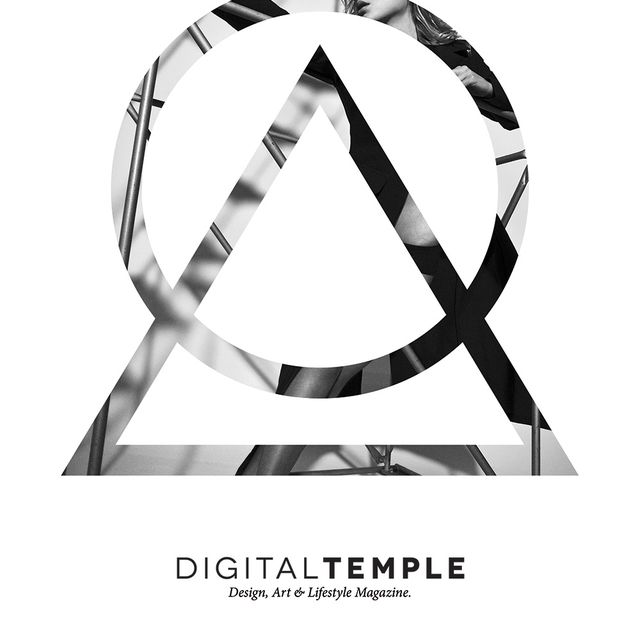 image: DIGITAL TEMPLE Magazine #13 : The Risky Issue. by digitaltemple