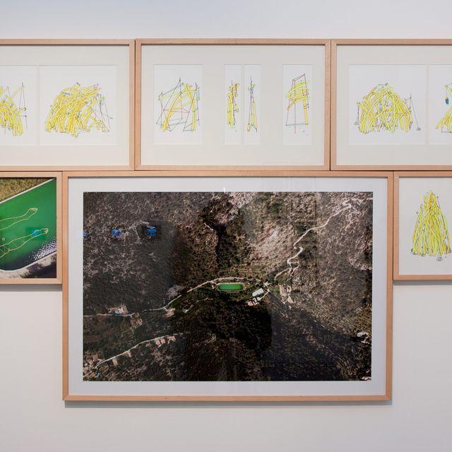image: Santiago Morilla en Twin Gallery: Hackear el paisaje by twin