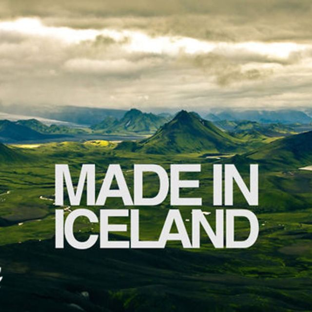 video: MADE IN ICELAND on Vime by juansh