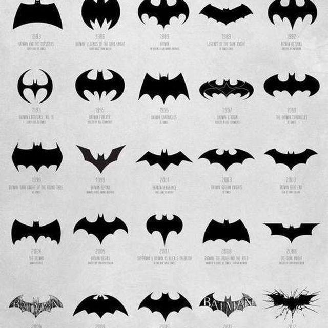 image: Batman Evolution by reynolds
