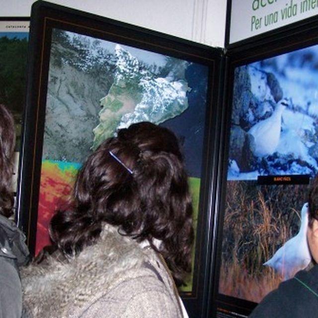 image: Exposición Itinerante sobre Cambio Climático by accionatura