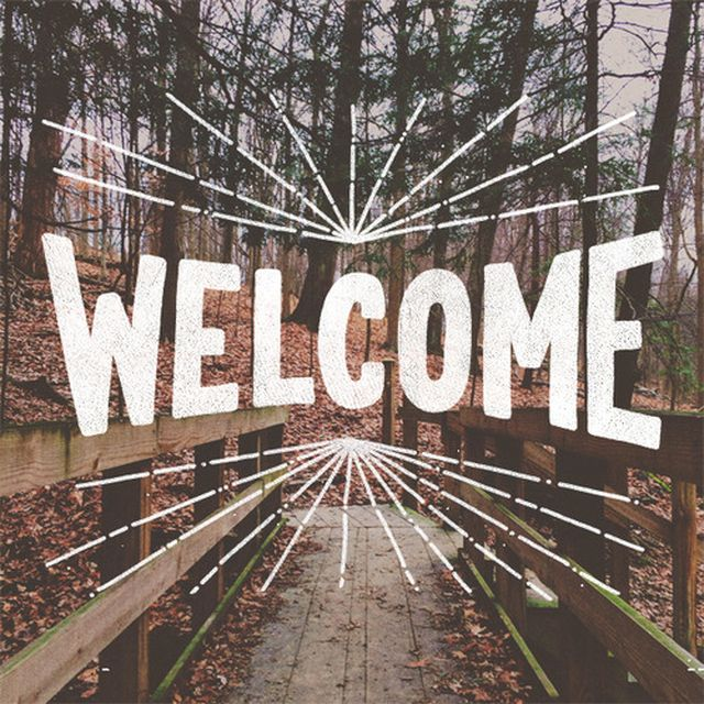 image: Welcome by danikid
