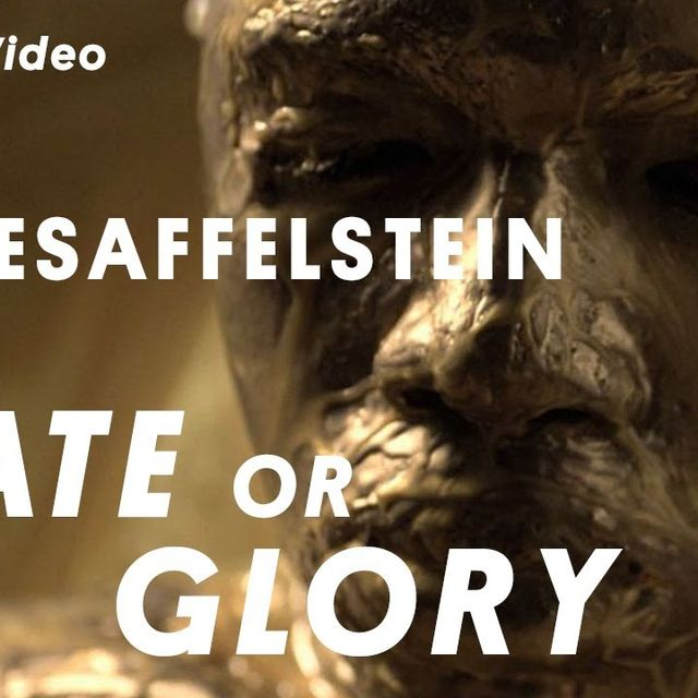 "video: Gesaffelstein - ""Hate or Glory"" (Official Music Video) by nekonegro"