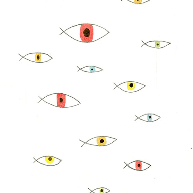 image: Fish are colored eyes. by sweetlittleluci