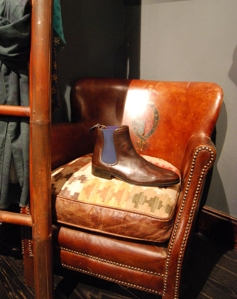 image: ScalperS Fall Winter 14/15 - Showroom by javierollero