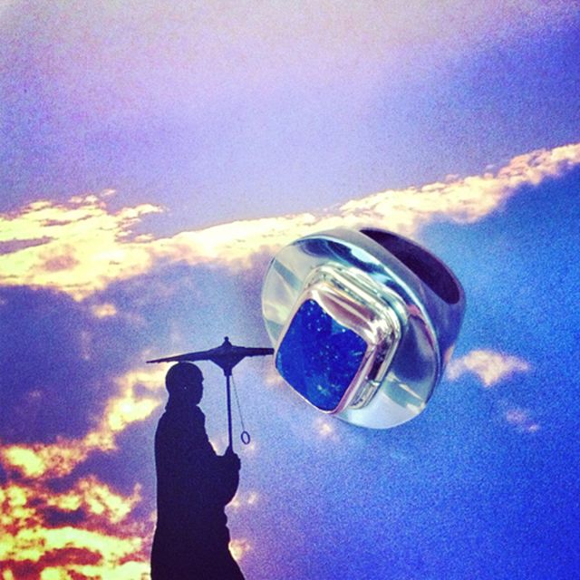 image: Lapis Ring by callixtojewelry