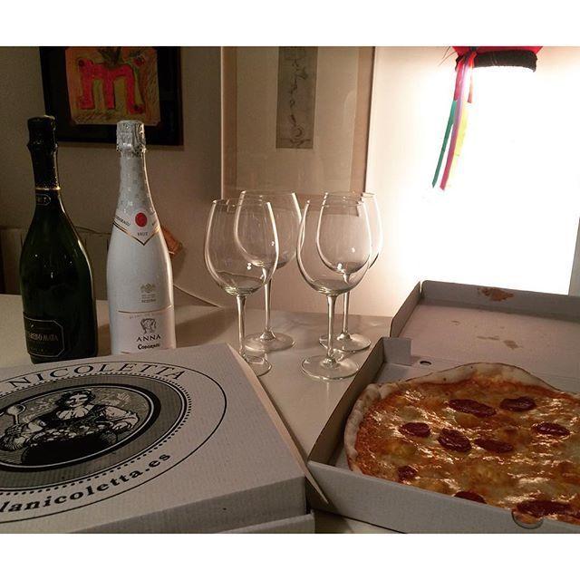 image: Gracias a @foodora.es por acercarnos nuestros restauran by marina_diez