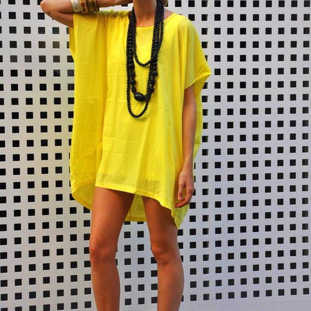image: The Yellow dress by mercedesmaya