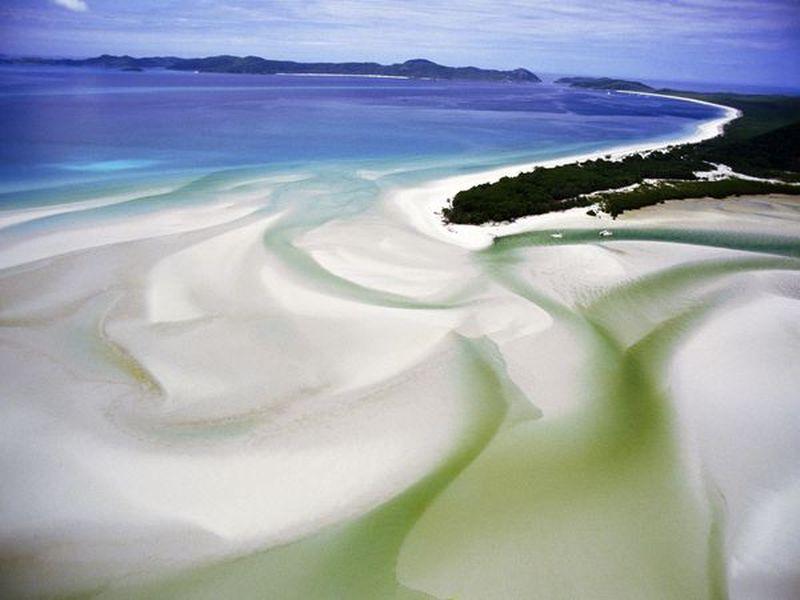 image: SANDBARS ISLAND, AUSTRALIA by mrs-boutique