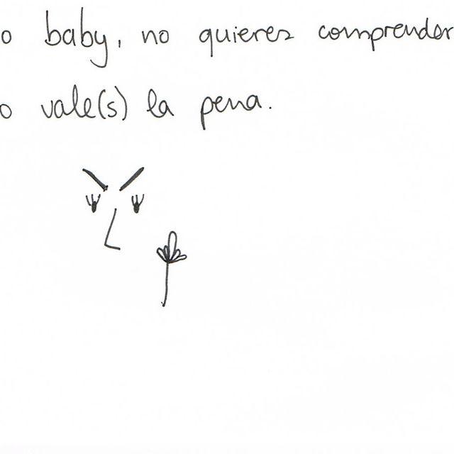 image: No baby, no quieres comprender... by superextrahot
