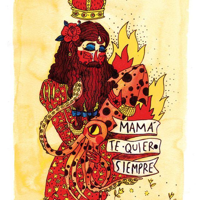image: Felicidades Mamá by ninaestaenblanco