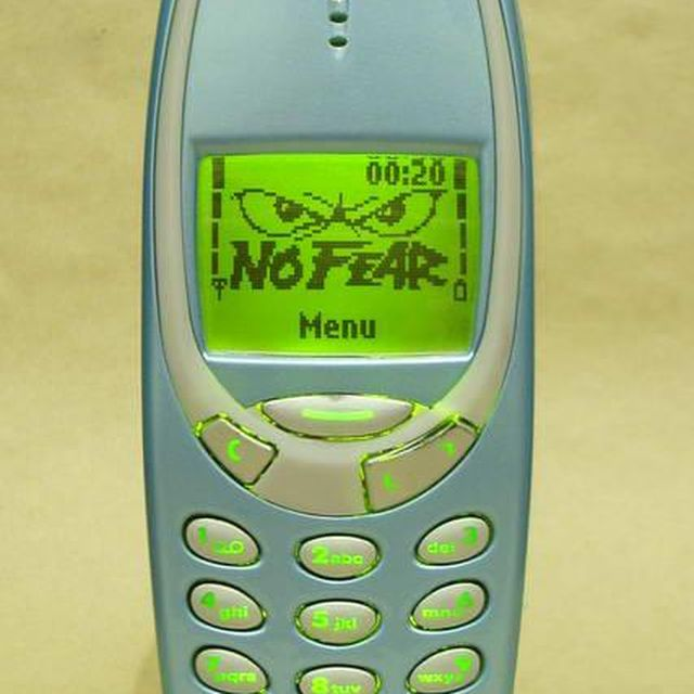 image: NOKIA // NO FEAR by Blanchett