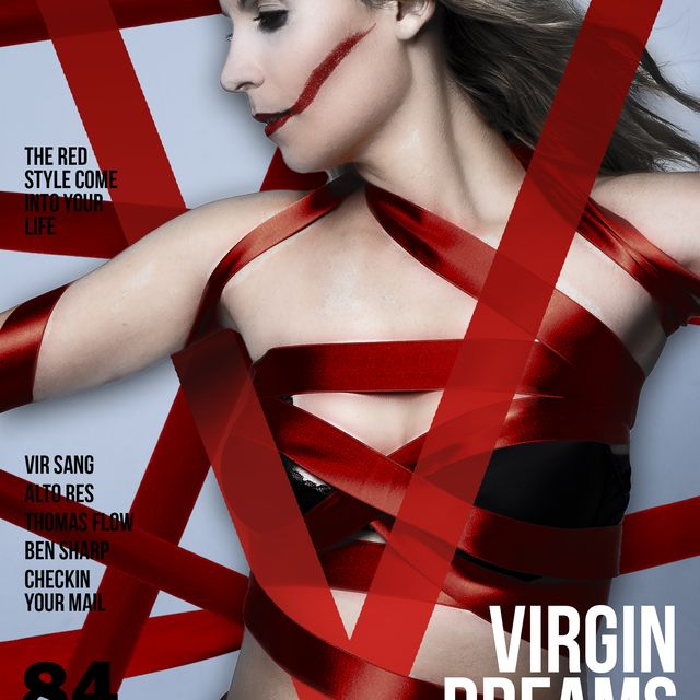 image: Cover Magazine by atographix