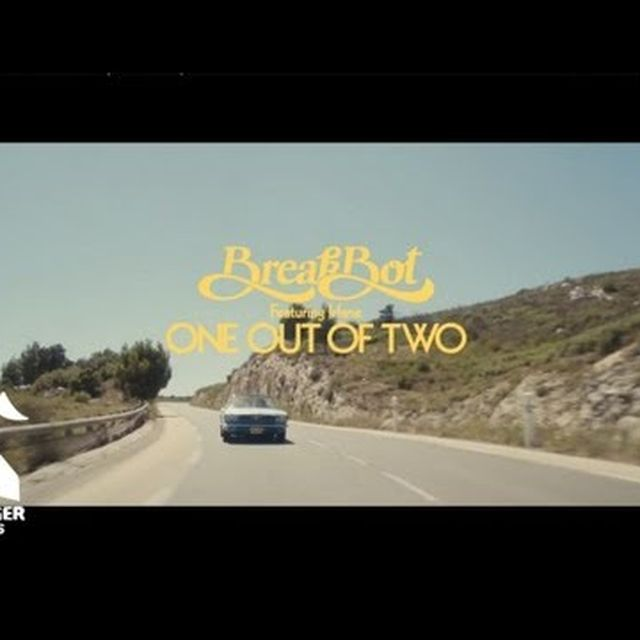 video: Breakbot - One Out Of Two feat. Irfane by merilin-kook