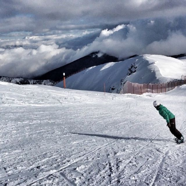 post: Snowboarding in Abruzzo mountains, Italy by 2_ontheroad