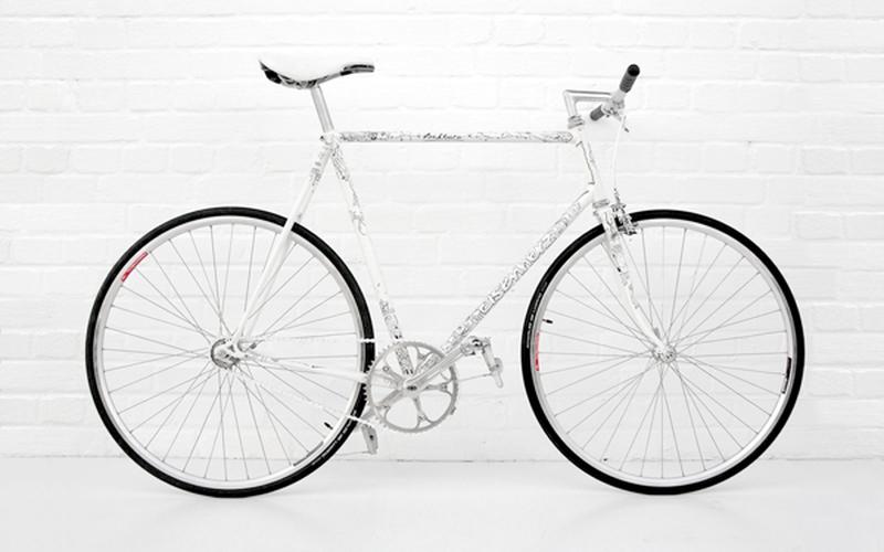 image: Illustrated Bike - Eisenherz by FERRANDIZ