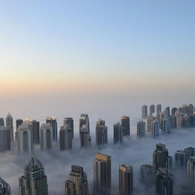 image: Dubai fog 2 by diegotoast