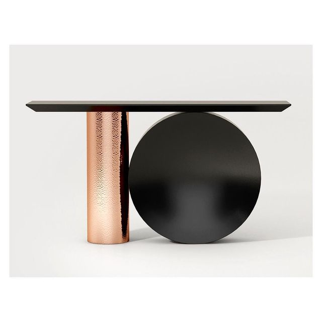 image: This console by @pool_studio is simple yet perfect -- which is why it's one of this weekend's #saturdayselects! See more via link in bio... by _sightunseen_