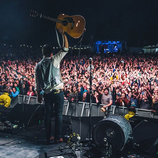 image: Mumford and Sons for Andrew Whitton by ormenog