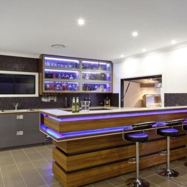 image: Home Bar by abidingchips