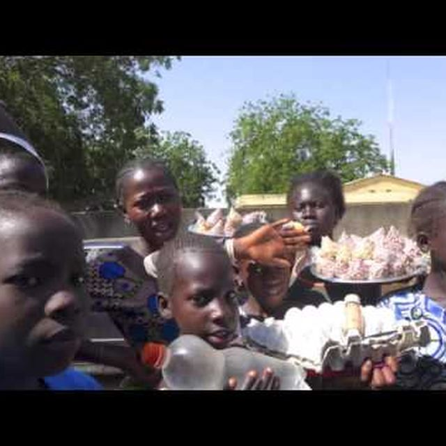 video: CAMINO A CASAMANCE con Reseau Rapides by ohteresa