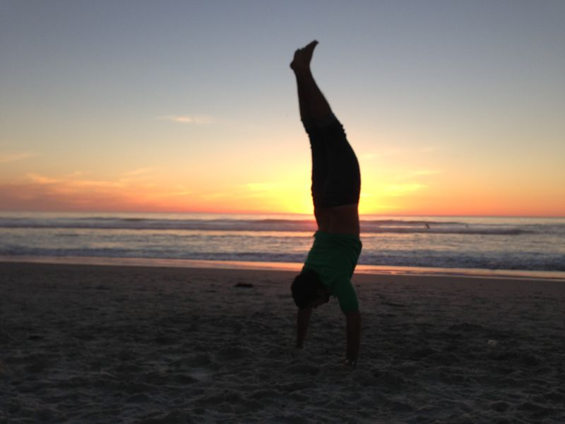 image: Sunset, Carmel, CA by chivoberrinche