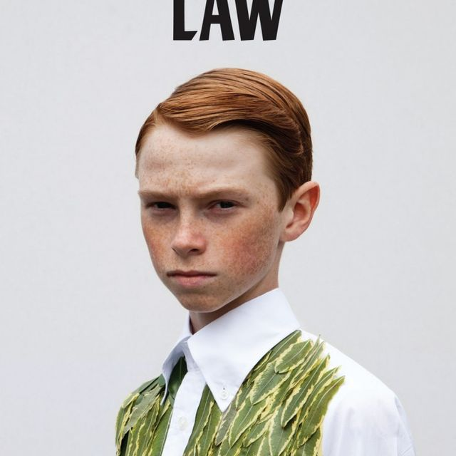 image: Law Magazine, Issue 2 by oculto