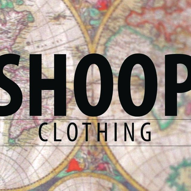 """video: SHOOP Clothing """" Old map collection """"  video by yoheioki"""