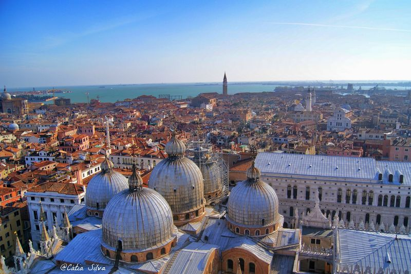 image: Venice from the top! by catiasilva