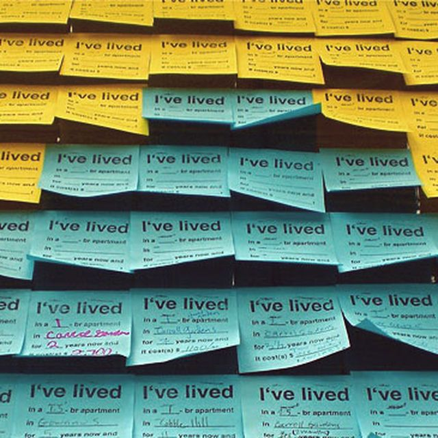 post: Post-it Notes for Neighbors - Candy Chang by nick-peterson