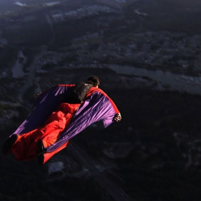 video: THE MAN WHO CAN FLY by nick-peterson