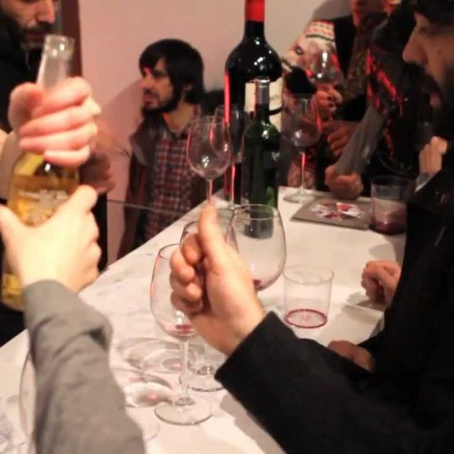 video: Inauguración 'Las Siete Diferencias' - iam Gallery by iam