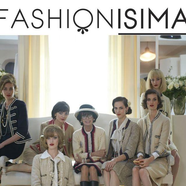 video: The Return de Karl Lagerfeld para Chanel by pauesteve