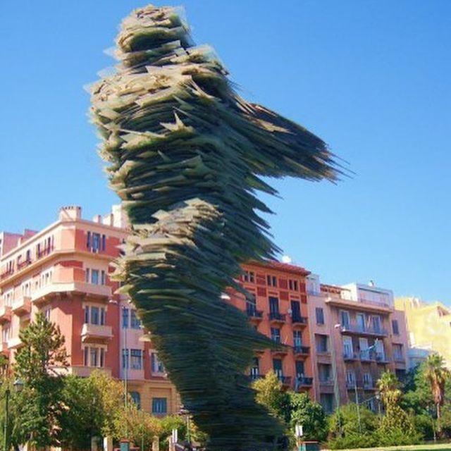 image: The Runner by Kostas Varotsos #kostasvarotsos by avantarte