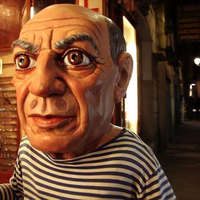 video: An Artist In Barcelona by triprebel