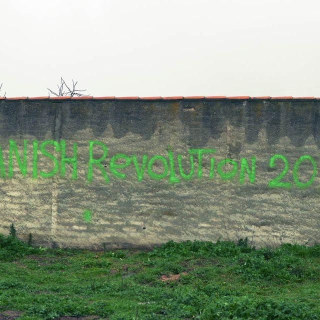 image: Spanish Revolution 2011- by jordanmorton