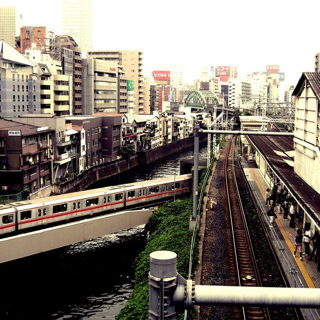 image: Tokyo. Not a miniature. by ergorgue