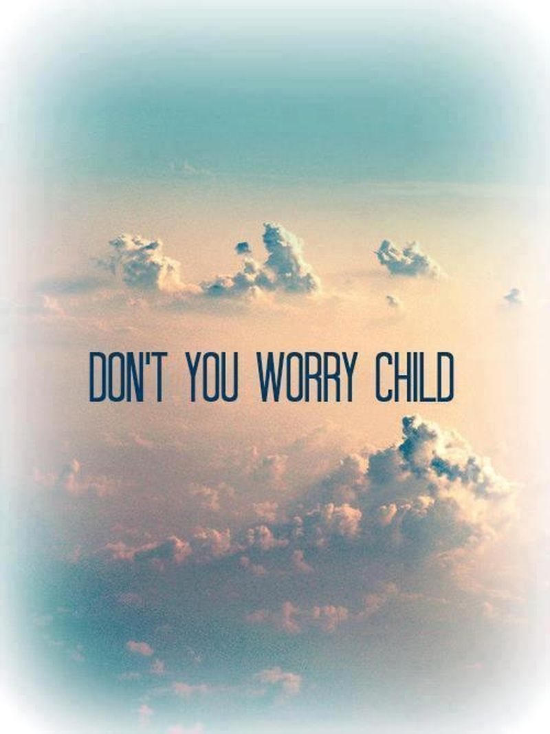 image: Don't you worry child. by javierbazan_