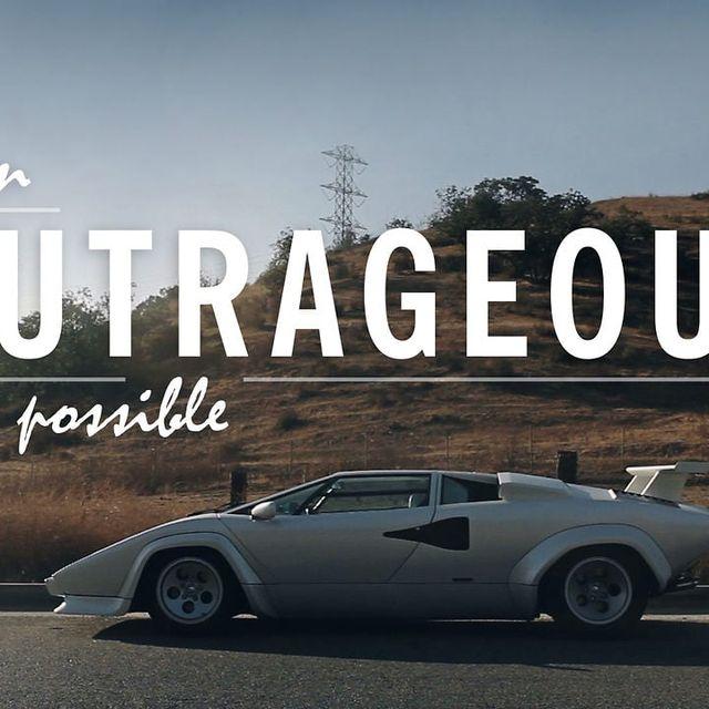 video: Lamborghini Outrageous by juansh